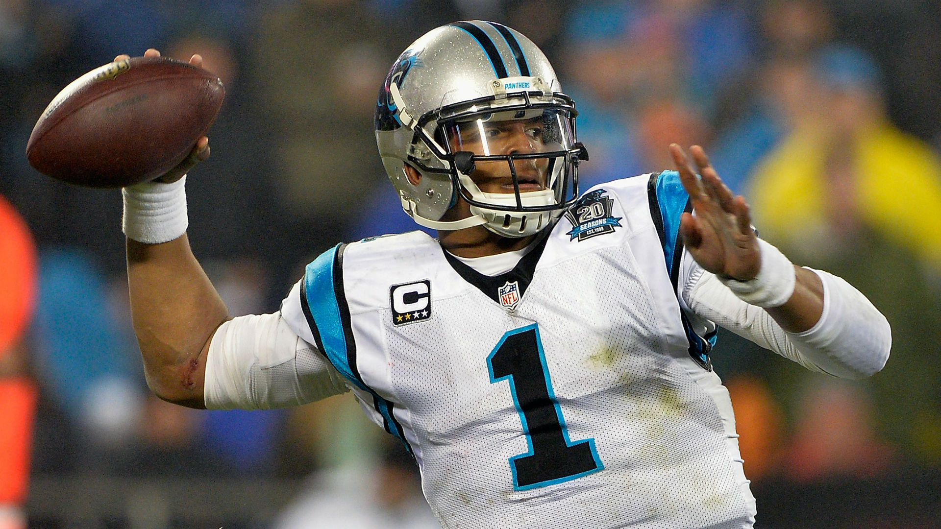 Panthers NFL Cam Newton