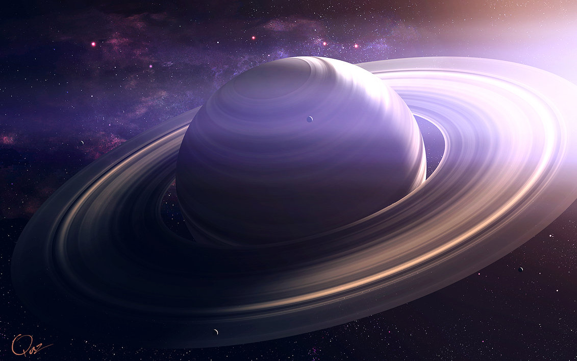 Cool Pictures of Saturn