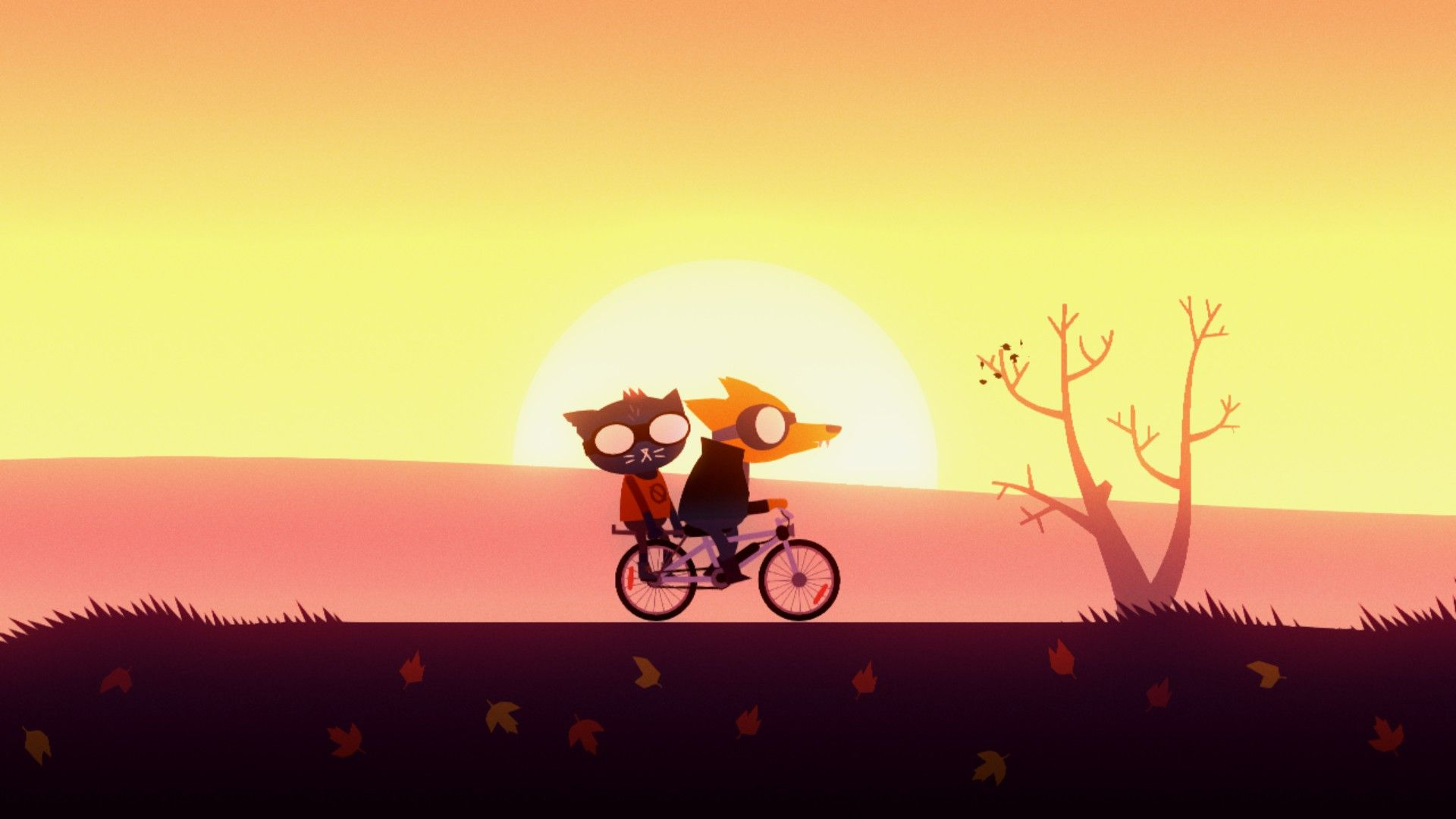 Night in the Woods PC Wallpaper