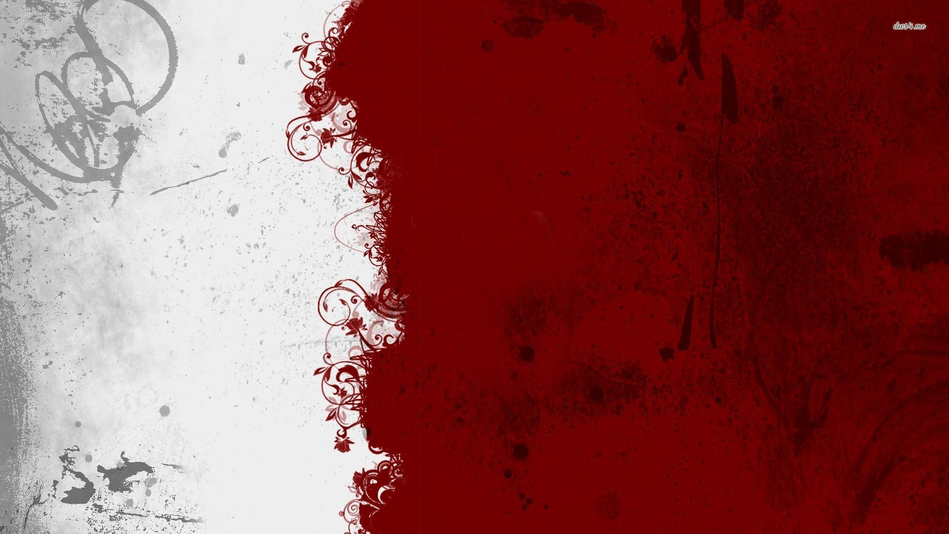 Red and White background 42+