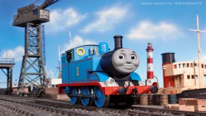 Thomas Wallpaper 65+