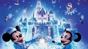 Disney Christmas wallpaper 84+