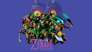 Majoras Mask wallpaper 101+