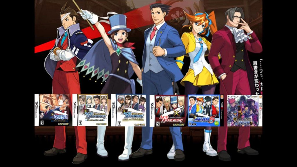 ace attorney wallpaper 1920x1080