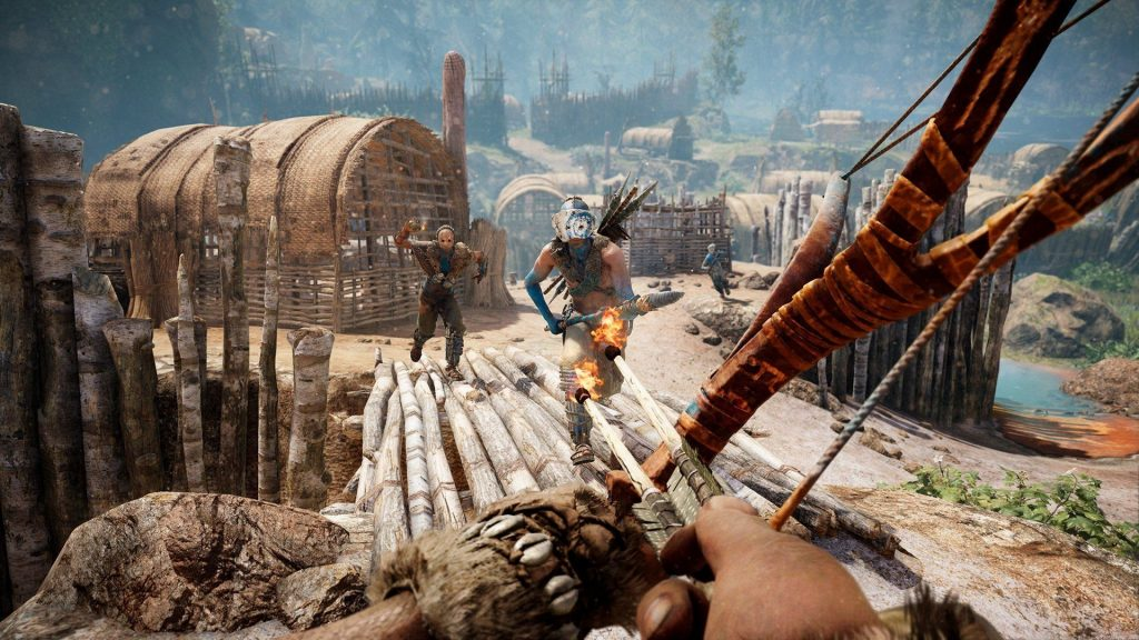 Far Cry Primal Wallpaper 92 Desktop Wallpaper